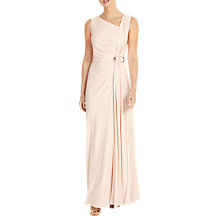 Buy Phase Eight Claudine Full Length Dress, Petal Online at johnlewis.com