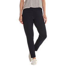 Buy Betty & Co. Jersey Pull-On Trousers, Blue Nights Online at johnlewis.com