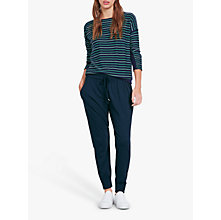 Buy hush Amie Joggers, Midnight Online at johnlewis.com