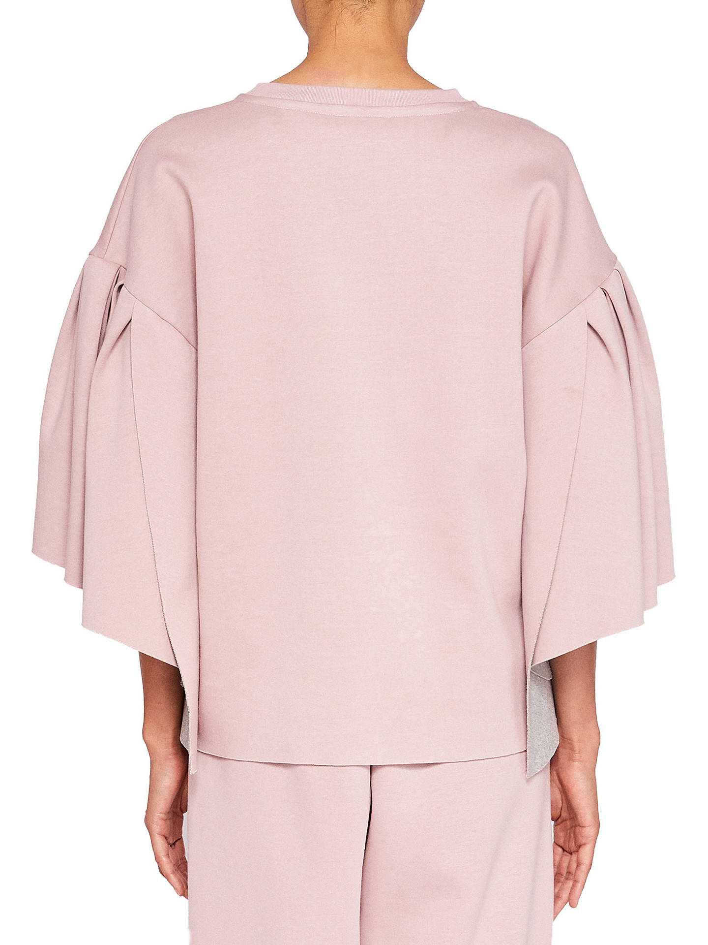 Ted Baker Ted Says Relax Orcher Full Sleeve Sweatshirt at