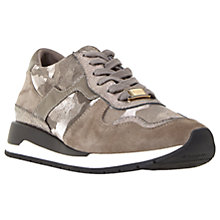 Buy Dune Elena Lace Up Trainers Online at johnlewis.com