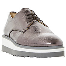 Buy Dune Faryl Flatform Brogues Online at johnlewis.com