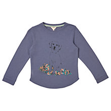 Buy Jigsaw Children's Battersea Dog Jumper Online at johnlewis.com