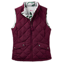 Buy Joules Holbrook Reversible Gilet Online at johnlewis.com