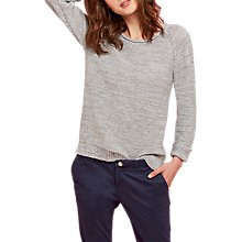 Buy Joules Camara Tape Yarn Jumper Online at johnlewis.com