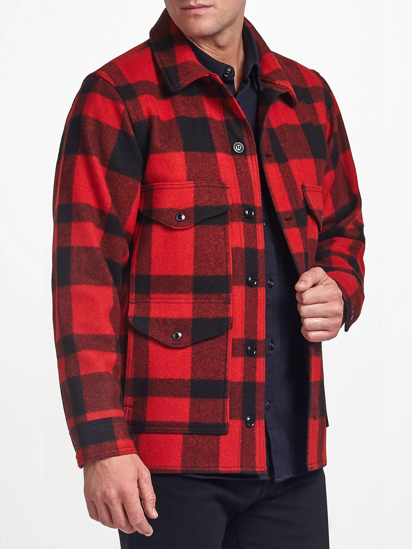 91b0b59425c BuyFilson Mackinaw Wool Cruiser Jacket