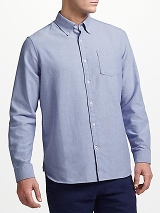 John Lewis & Partners Cotton Oxford Shirt