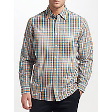 Buy John Lewis Ansel Gingham Print Shirt, Multi Online at johnlewis.com