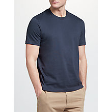 Buy John Lewis Basic Cotton Crew Neck T-Shirt Online at johnlewis.com