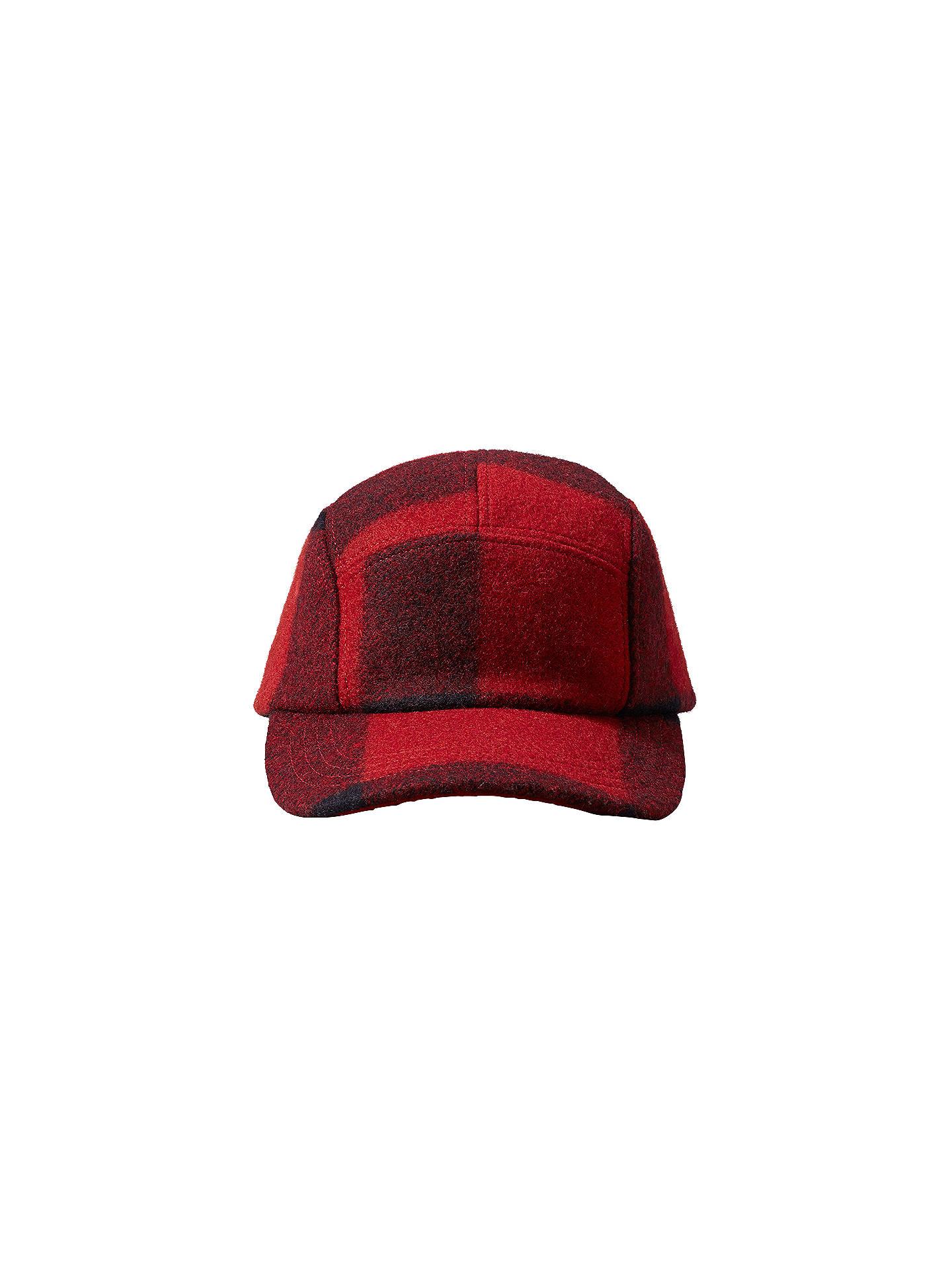 e55d6878922 BuyFilson Five Panel Mackinaw Wool Cap