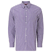 Buy John Lewis Charlie Gingham Shirt Online at johnlewis.com
