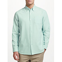 Buy John Lewis Cotton Oxford Shirt Online at johnlewis.com