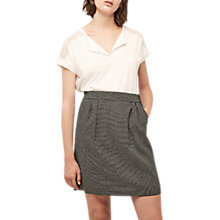 Buy Gerard Darel Amour Pocket Detail Pencil Skirt, Monochrome Online at johnlewis.com