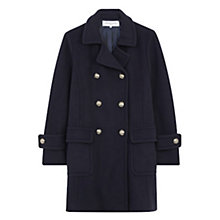 Buy Gerard Darel Gabin Coat, Blue Online at johnlewis.com