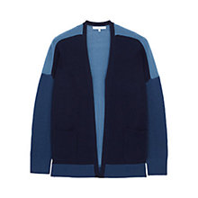 Buy Gerard Darel Blue Line Wool Cardigan, Blue Online at johnlewis.com