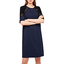 Buy Gerard Darel Nadja Dress, Blue Online at johnlewis.com