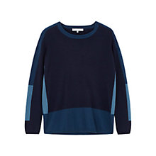 Buy Gerard Darel Loeva Jumper, Blue Online at johnlewis.com