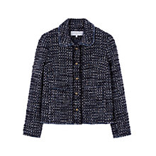Buy Gerard Darel Olivier Jacket, Ink Blue Online at johnlewis.com