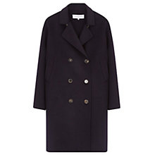 Buy Gerard Darel Gaia Coat, Marine Online at johnlewis.com