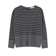 Buy Gerard Darel Laslo Jumper, Grey Online at johnlewis.com