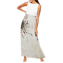 Buy Mint Velvet Teresa Print Maxi Dress, Multi Online at johnlewis.com