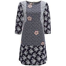 Buy White Stuff Savannah Tunic Dress, Blue Online at johnlewis.com