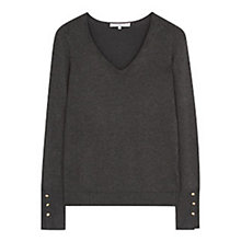 Buy Gerard Darel Laly Jumper, Grey Online at johnlewis.com