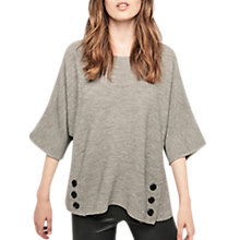 Buy Gerard Darel Lea Batwing Button Detail Jumper Online at johnlewis.com