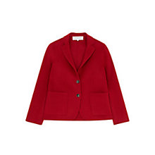 Buy Gerard Darel Odessa Jacket, Red Online at johnlewis.com