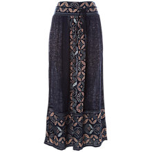 Buy White Stuff Savannah Maxi Printed Skirt, Multi Online at johnlewis.com