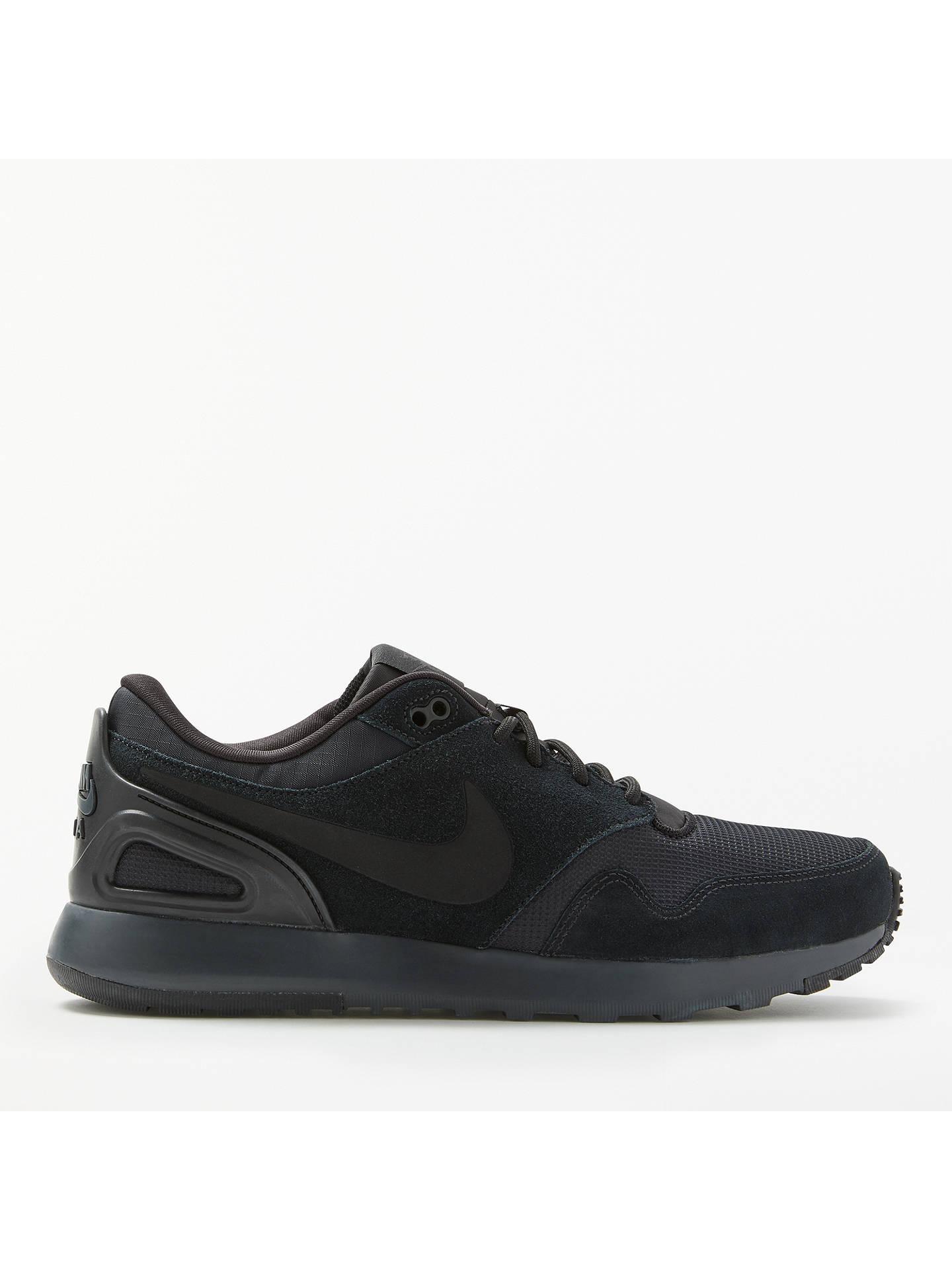 low priced 749d7 4af4a Buy Nike Air Vibenna Men s Trainers, Black, 7 Online at johnlewis. ...