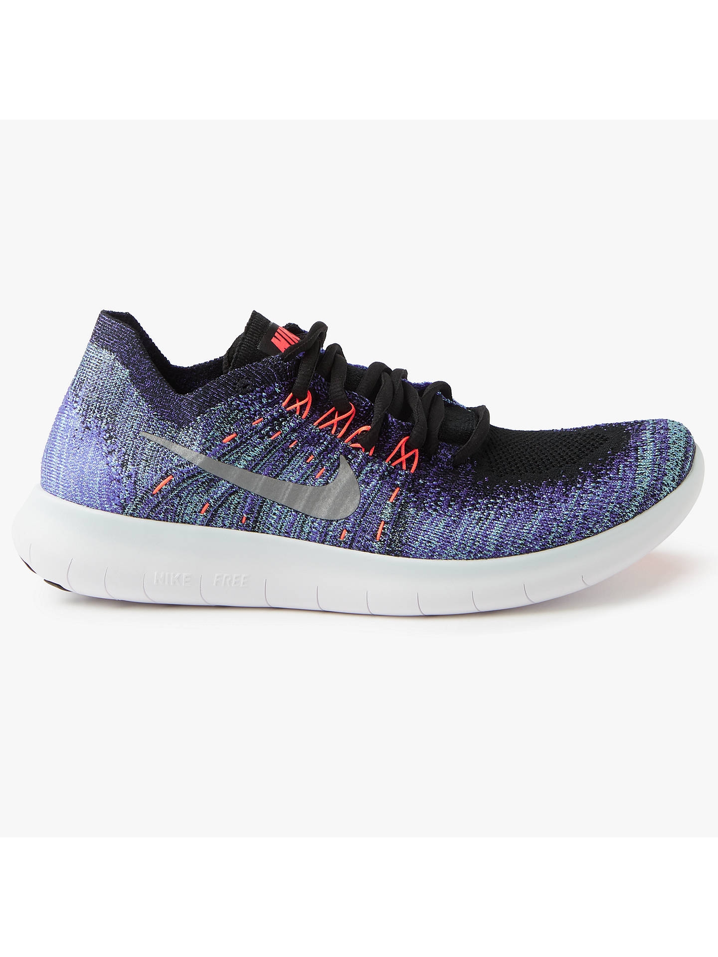 2338cad8191b Nike Free RN Flyknit 2017 Women s Running Shoes at John Lewis   Partners