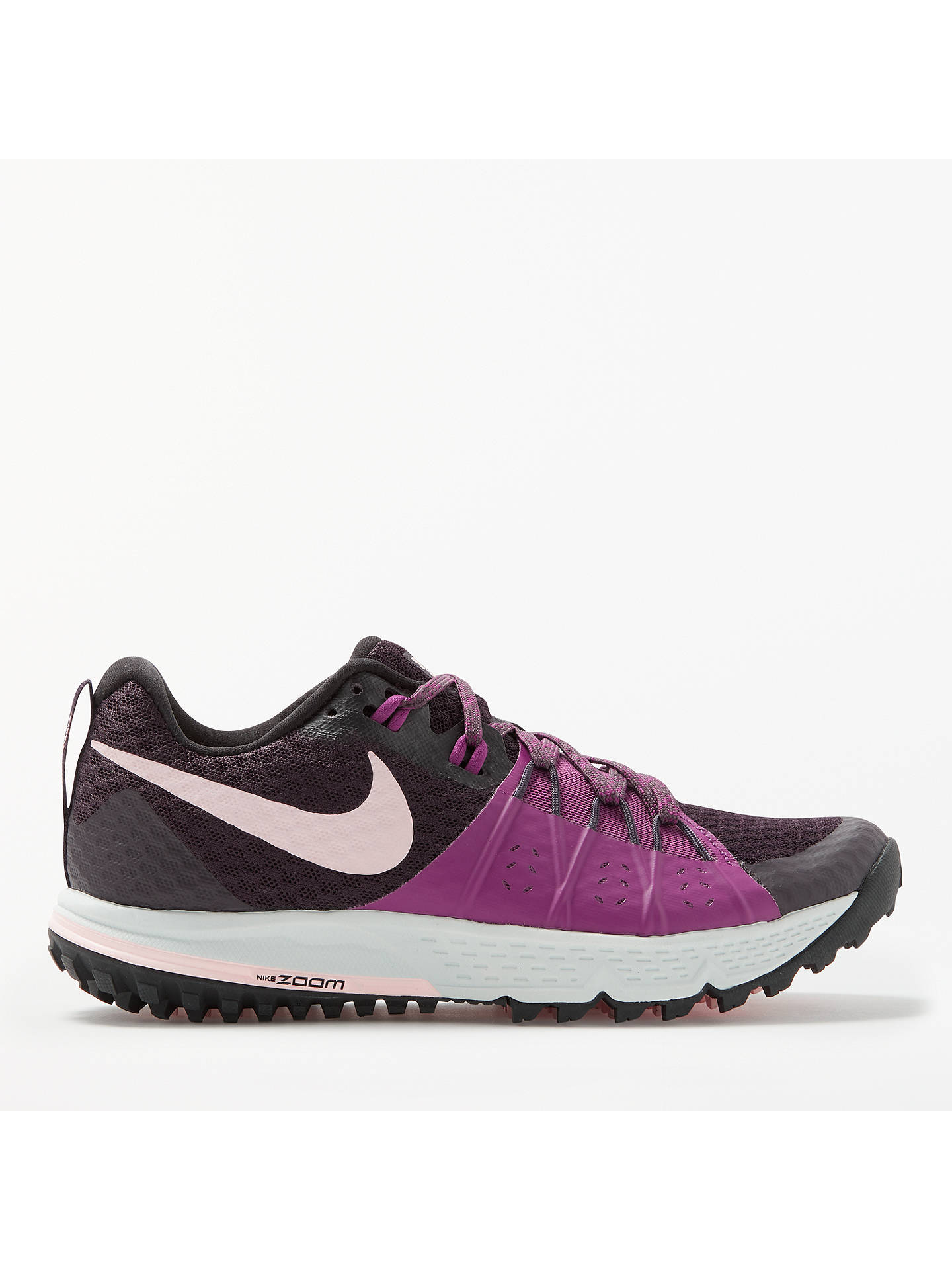 6c4d8924d13 Nike Air Zoom Wildhorse 4 Women s Running Shoes at John Lewis   Partners