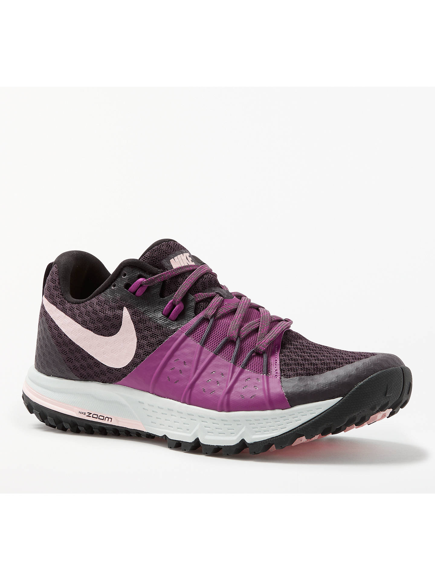 f88145f57d7 Nike Air Zoom Wildhorse 4 Women s Running Shoes at John Lewis   Partners