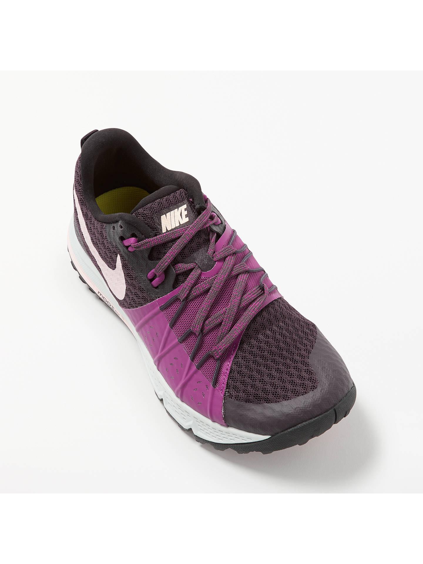 timeless design 63cfb ae88c ... Buy Nike Air Zoom Wildhorse 4 Women s Running Shoes, Port Wine Sunset  Tint- ...