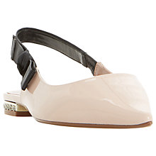 Buy Dune Caley Embellished Slingback Pumps Online at johnlewis.com