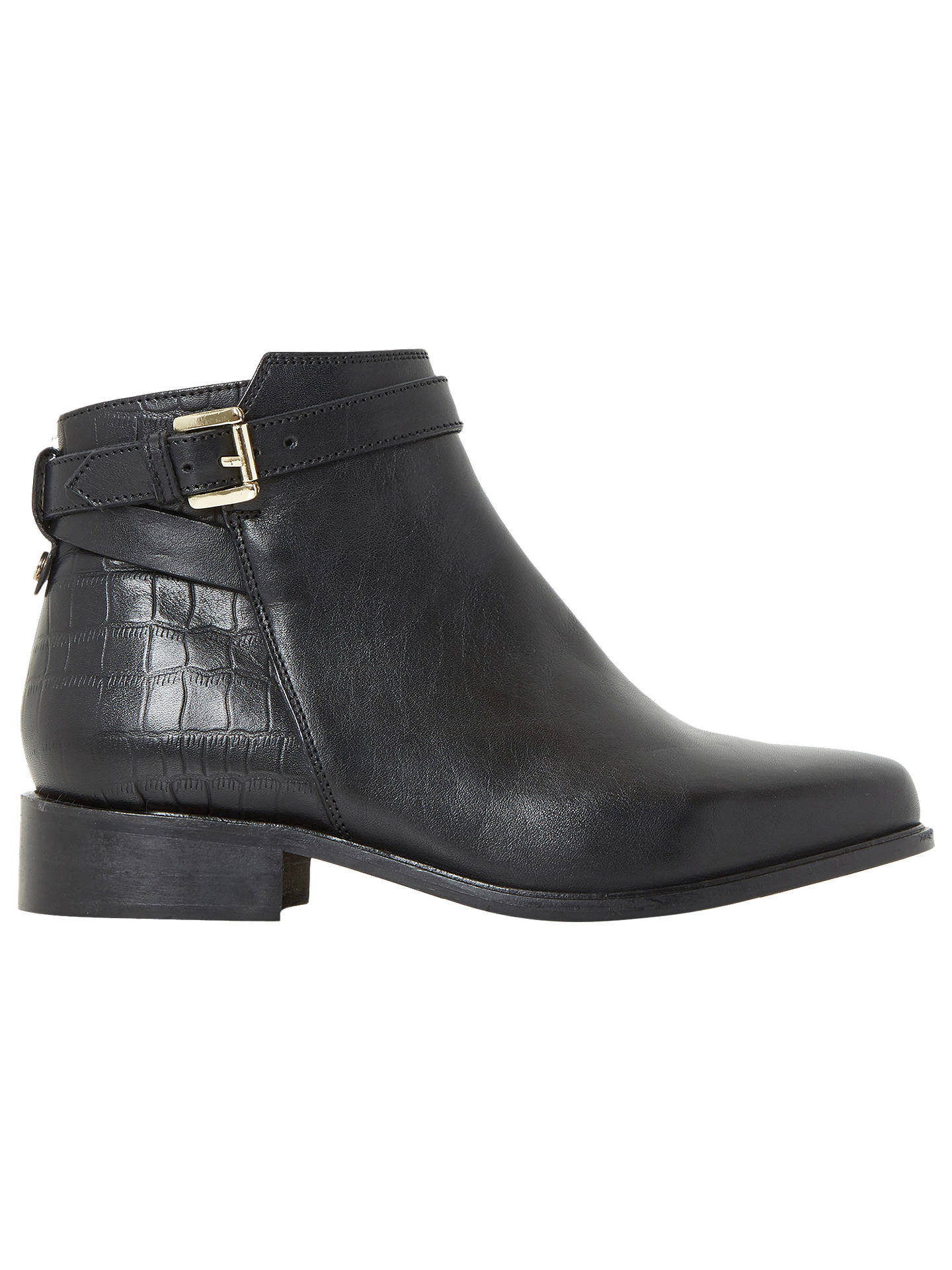 490edf951bf Buy Dune Wide Fit Poppy Ankle Boots