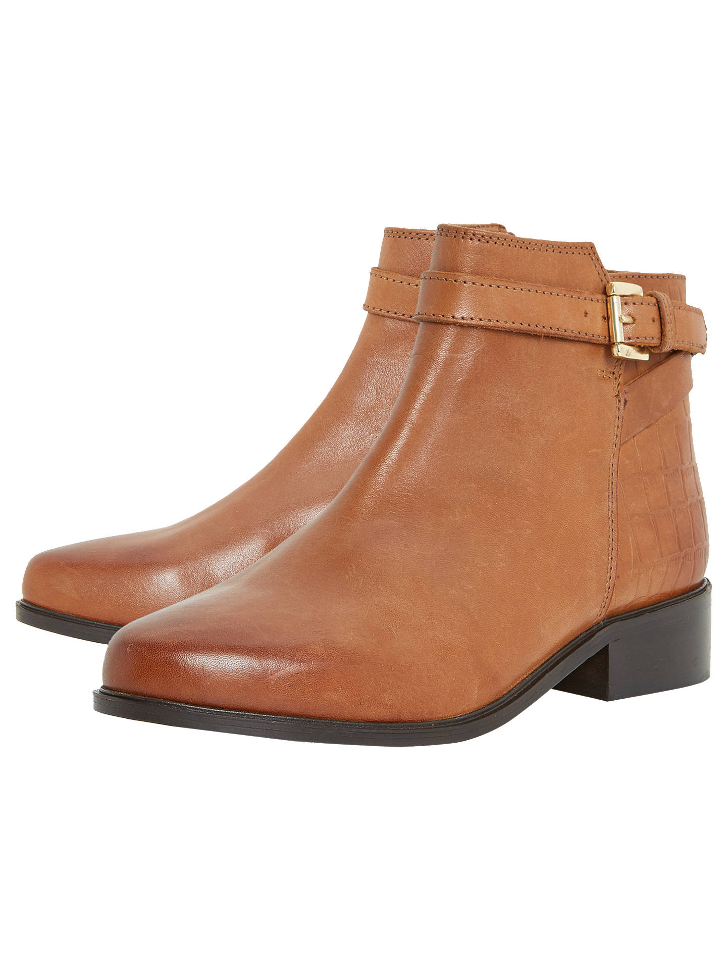 62a107df7d1 Wide At John Lewis Boots Ankle amp  Dune Poppy Tan Partners Fit 7Y0dnABq