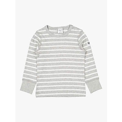 Image of Polarn O. Pyret Baby Stripe Top