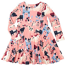 Buy Polarn O. Pyret Girls' Fairy Dress, Pink Online at johnlewis.com