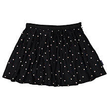 Buy Polarn O. Pyret Girls' Star Skirt, Blue Online at johnlewis.com