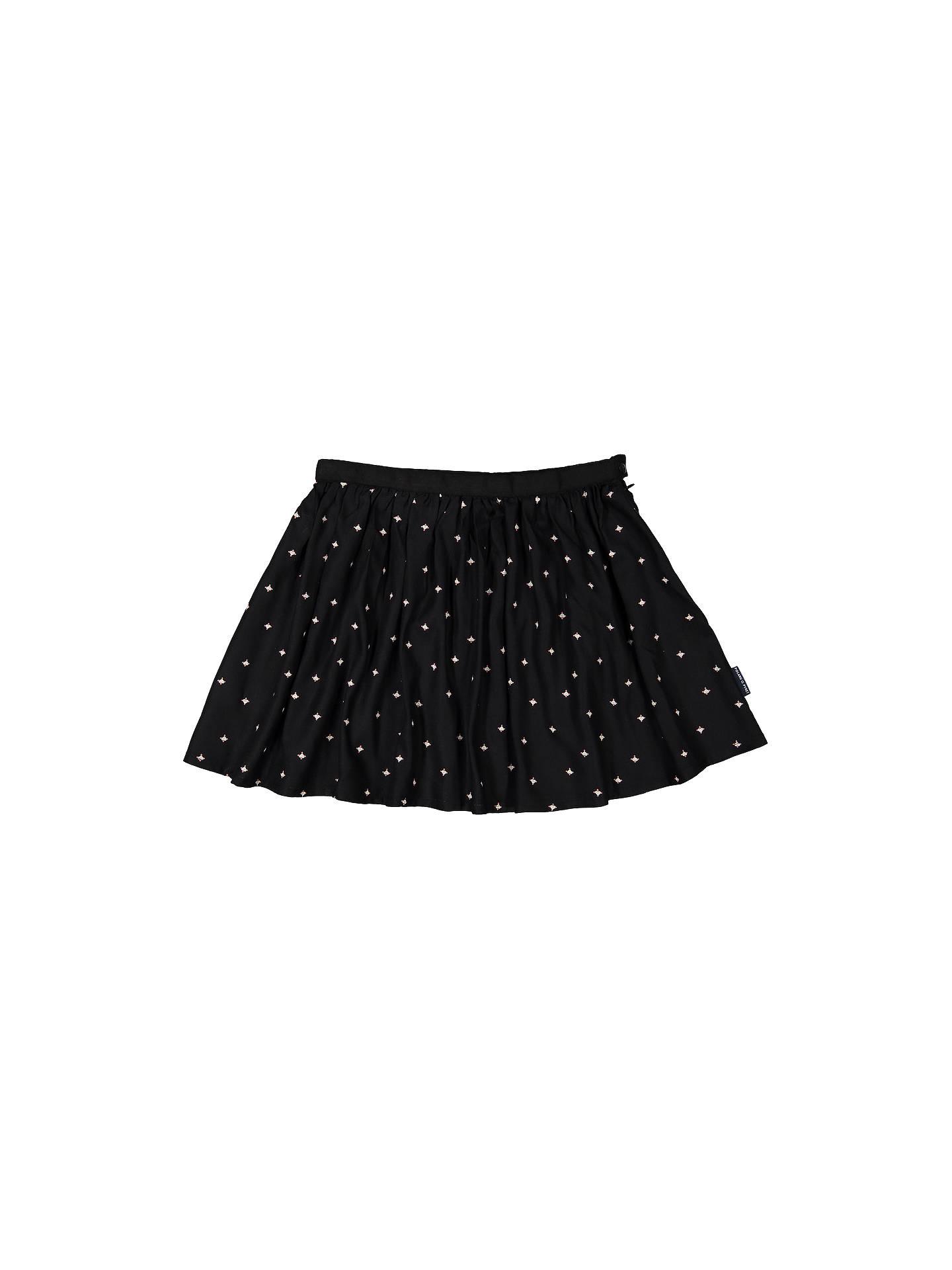 79ad0cf774 Polarn O. Pyret Girls' Star Skirt, Blue at John Lewis & Partners