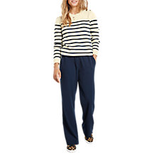 Buy hush Breton Jumper, Multi Online at johnlewis.com