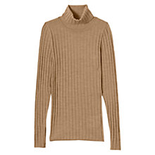 Buy Winser London Merino Wool Casual Rib Jumper Online at johnlewis.com