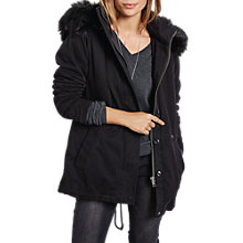 Buy hush Short Parka Online at johnlewis.com