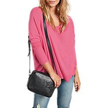 Buy hush Paloma V-Neck Jumper Online at johnlewis.com