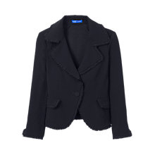 Buy Winser London Tailored Fitted Jacket Style Coat, Midnight Online at johnlewis.com