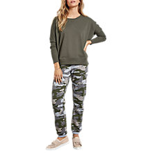 Buy hush Camo Print Morgan Joggers, Multi Online at johnlewis.com