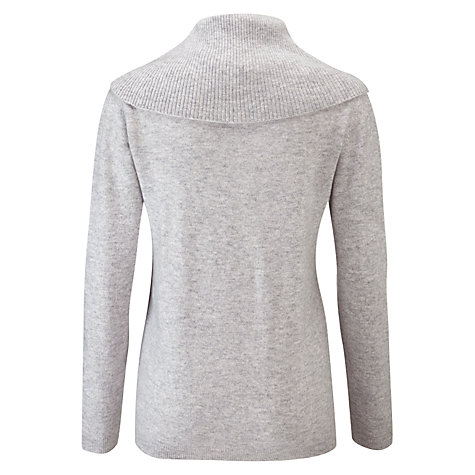 Buy Pure Collection Cashmere Cowl Neck Sweater Online at johnlewis.com