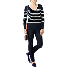 Buy Pure Collection Boyfriend Cashmere Jumper Online at johnlewis.com